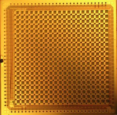 QPIX-chip